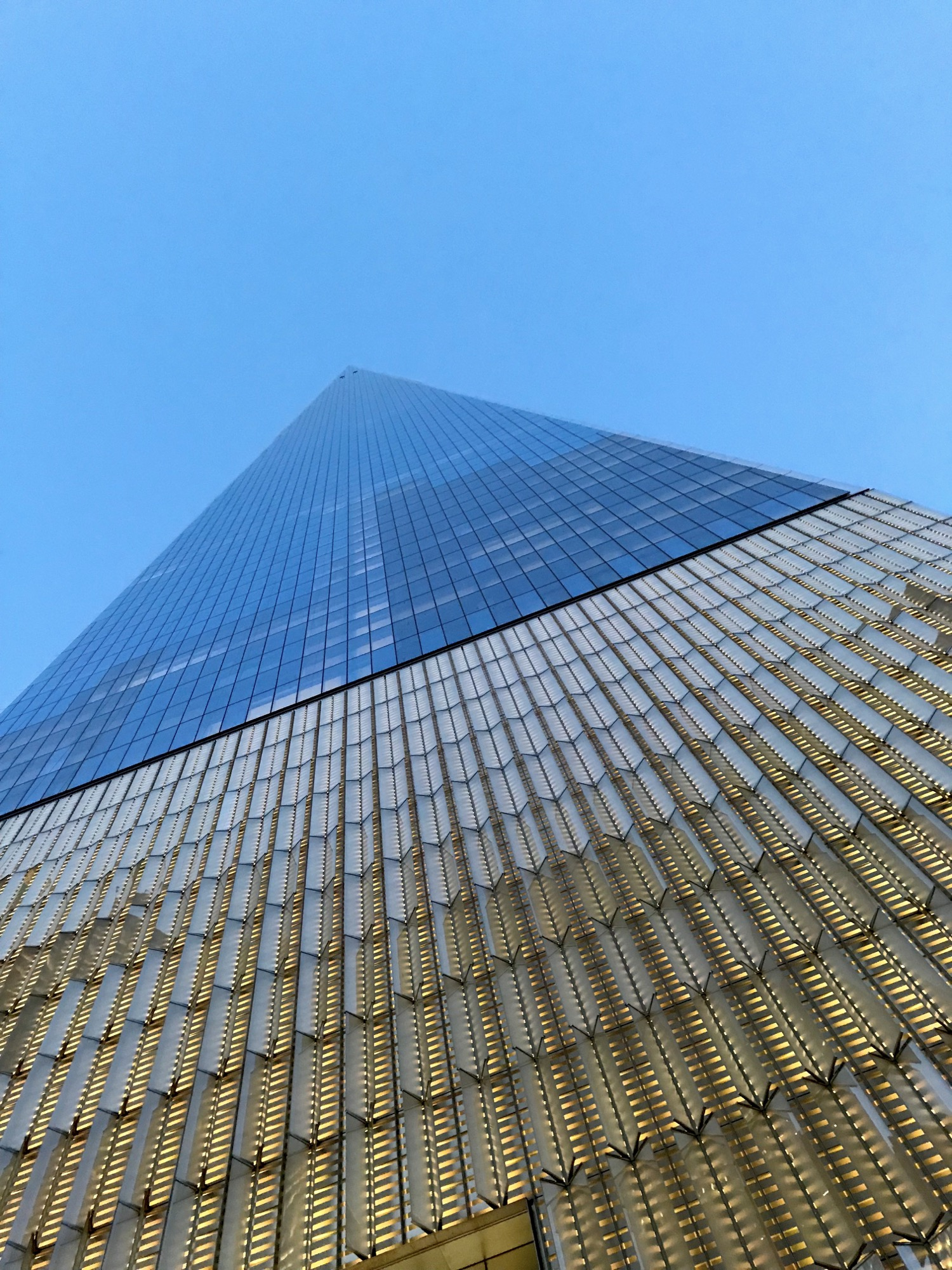 Photo of One World Trade.